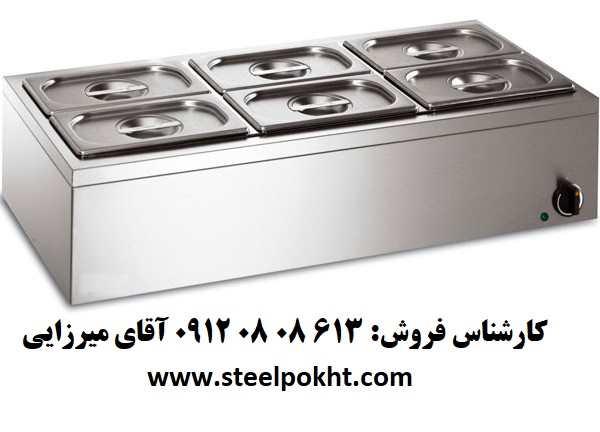 گرمخانه غذا رومیزی