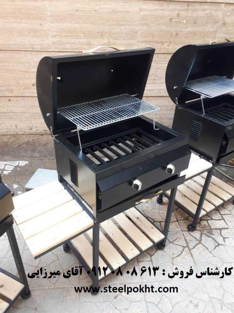 کباب پز باربیکیو گازی