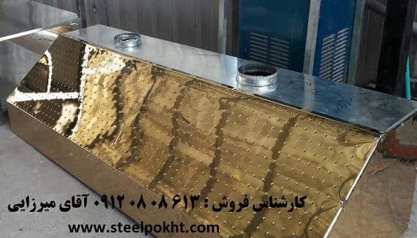 هود دیواری آشپزخانه صنعتی